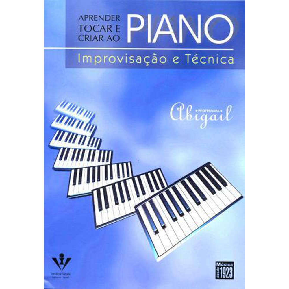 Improvisação E Técnica - Abigail Silva