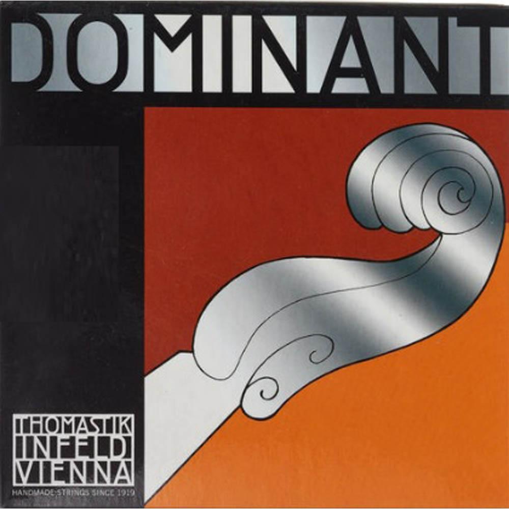 Jogo de Cordas Thomastik Dominant 135 Violino 4/4 com Mi 130 Luthier