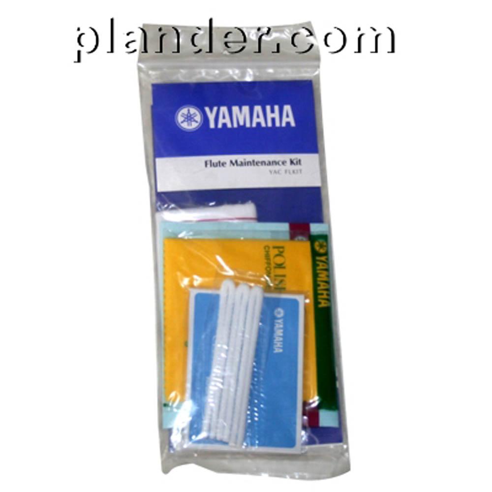 Kit De Limpeza E Manutenção Yamaha Flauta