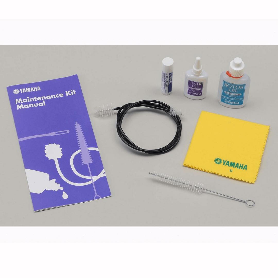 Kit De Limpeza E Manutenção Yamaha Trompete