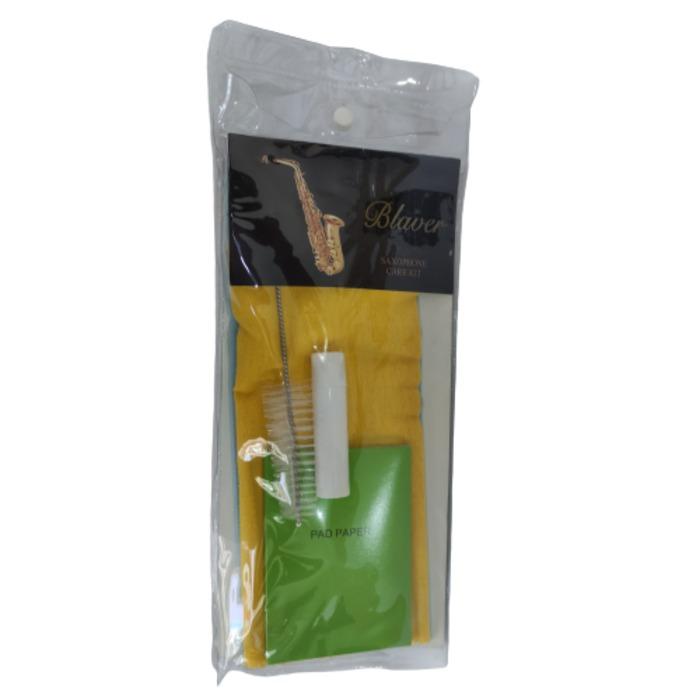 Kit De Limpeza Para Saxofone Freesax