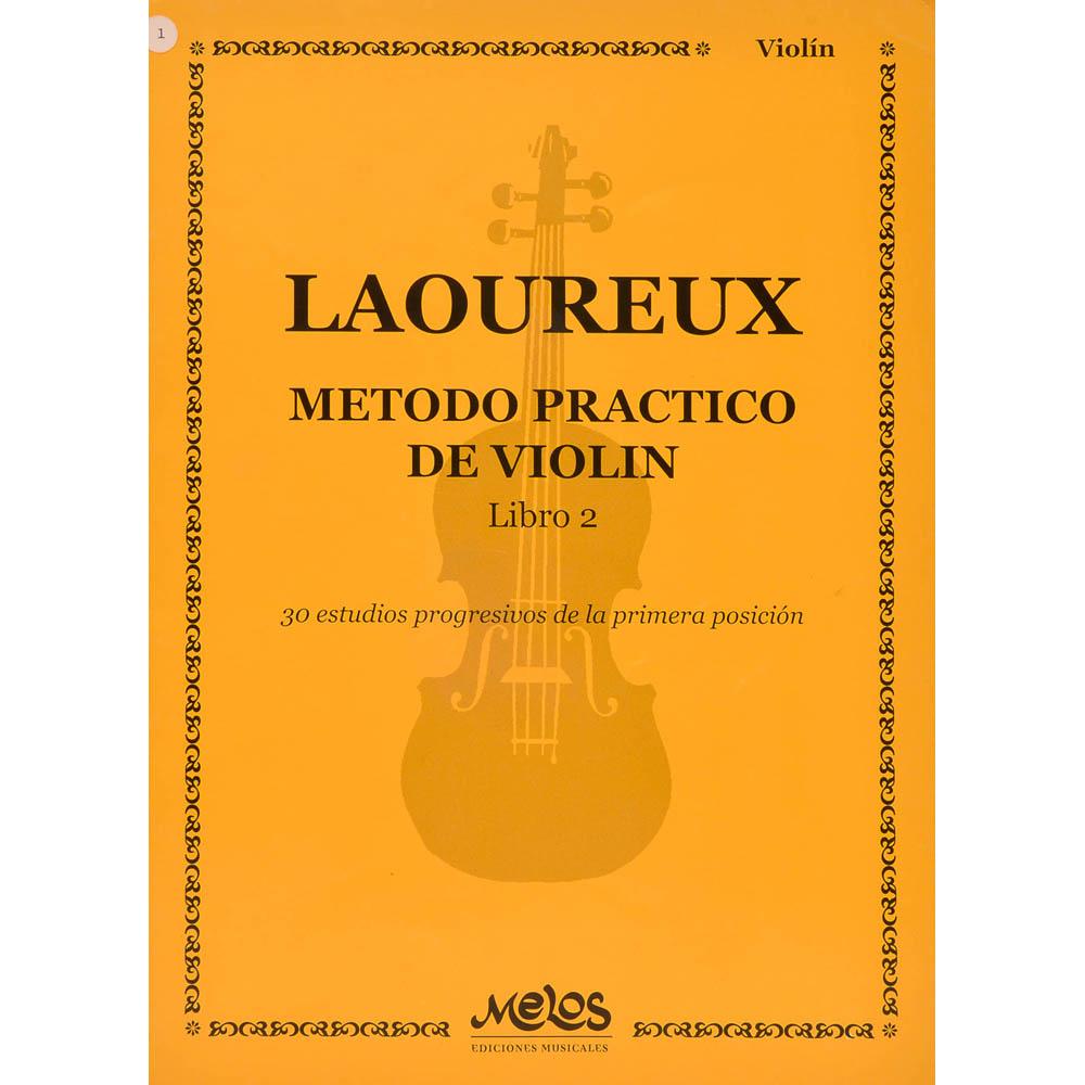 Método Practico de Violin Libro 2 - N. Laoureux