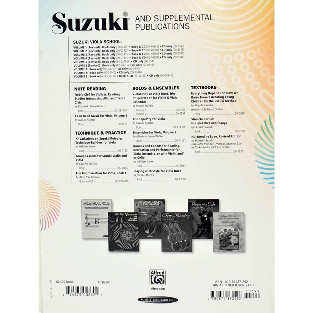Método Suzuki Viola - Volume 2