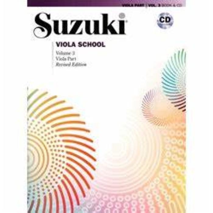 Método Suzuki Viola - Volume 3