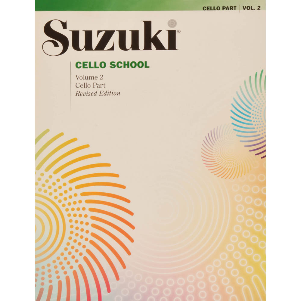 Método Suzuki Violoncelo - Volume 2