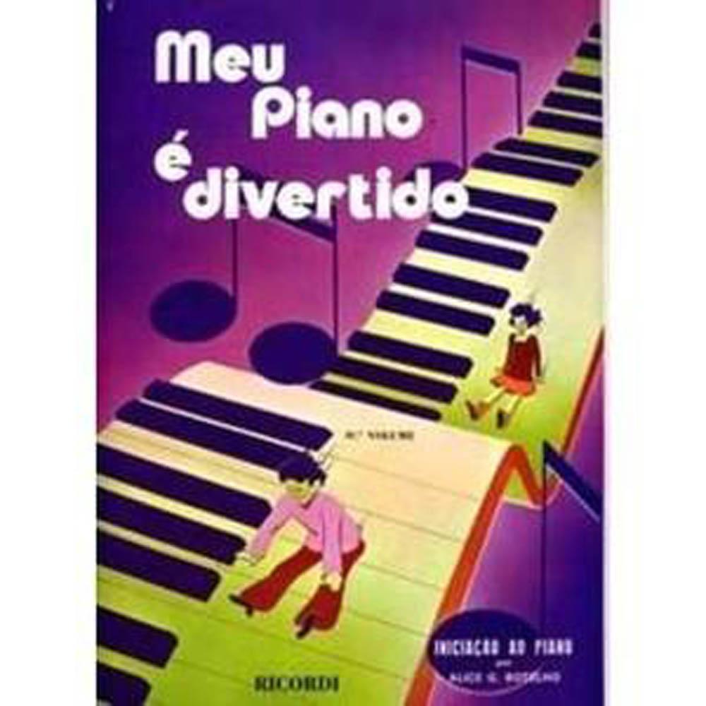 Meu Piano é Divertido, Vol.02 - Botelho, Alice G.