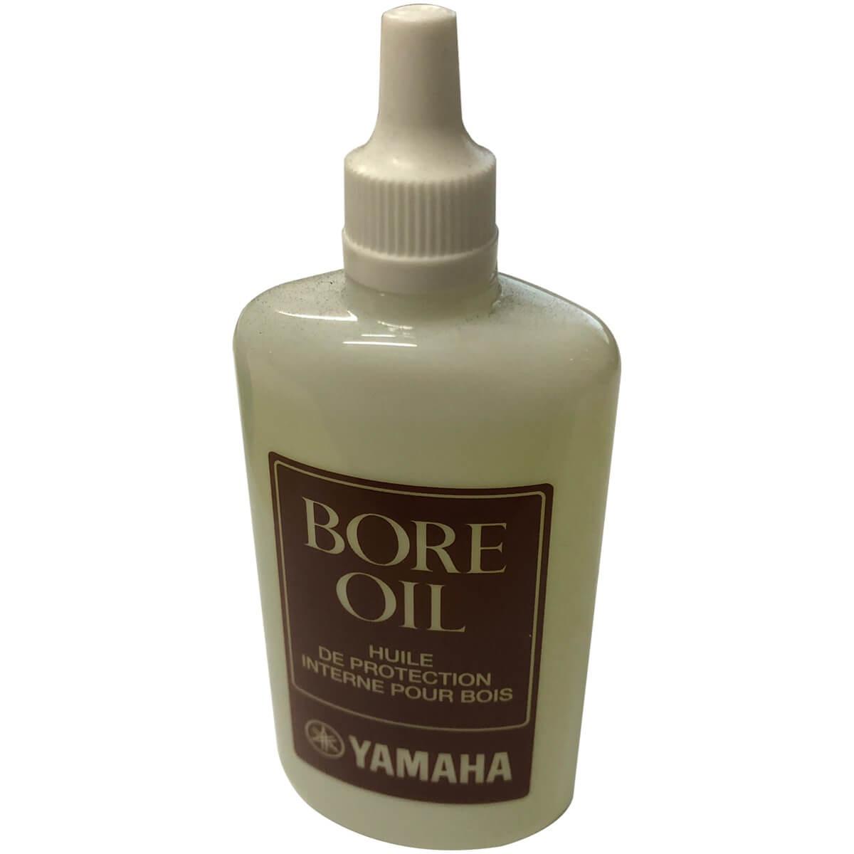 Óleo Hidratante Bore Oil Yamaha para Instrumentos de Sopros de Madeira Made in Japan