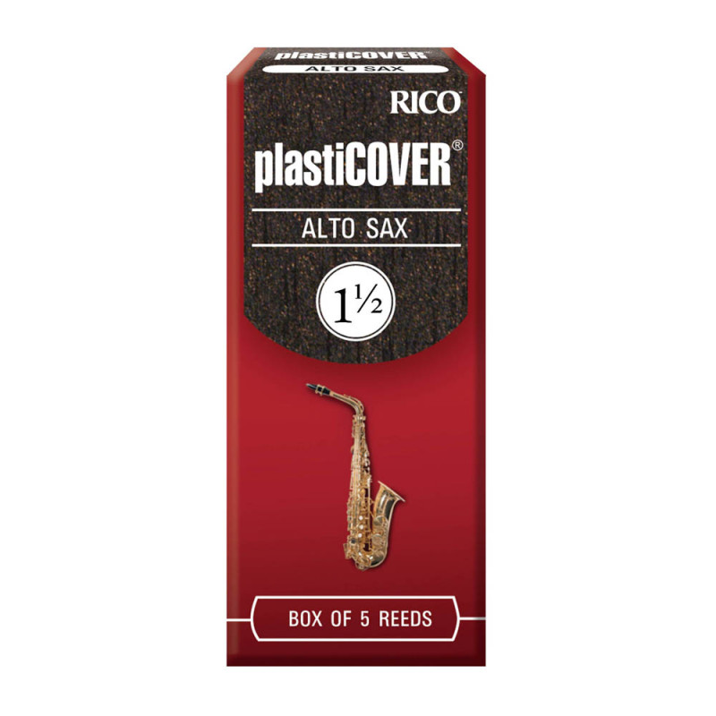 Palheta Plasticover Sax Alto 1,5 - Valor Unitário