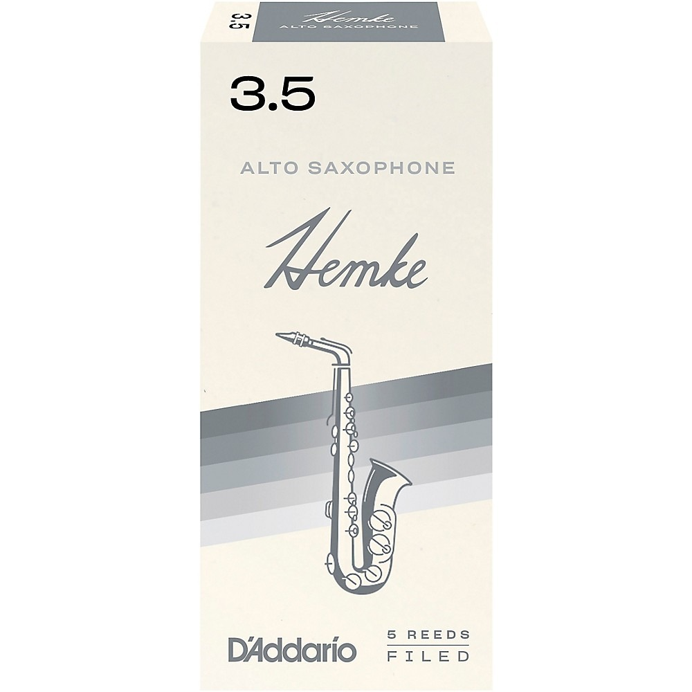 Palheta Rico Frederick Hemke Sax Alto 3,5