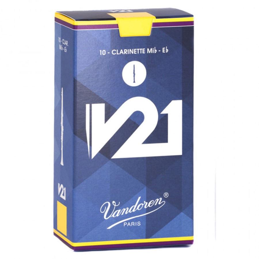 Palheta Vandoren V21 Requinta 3,5 - Valor Unitário