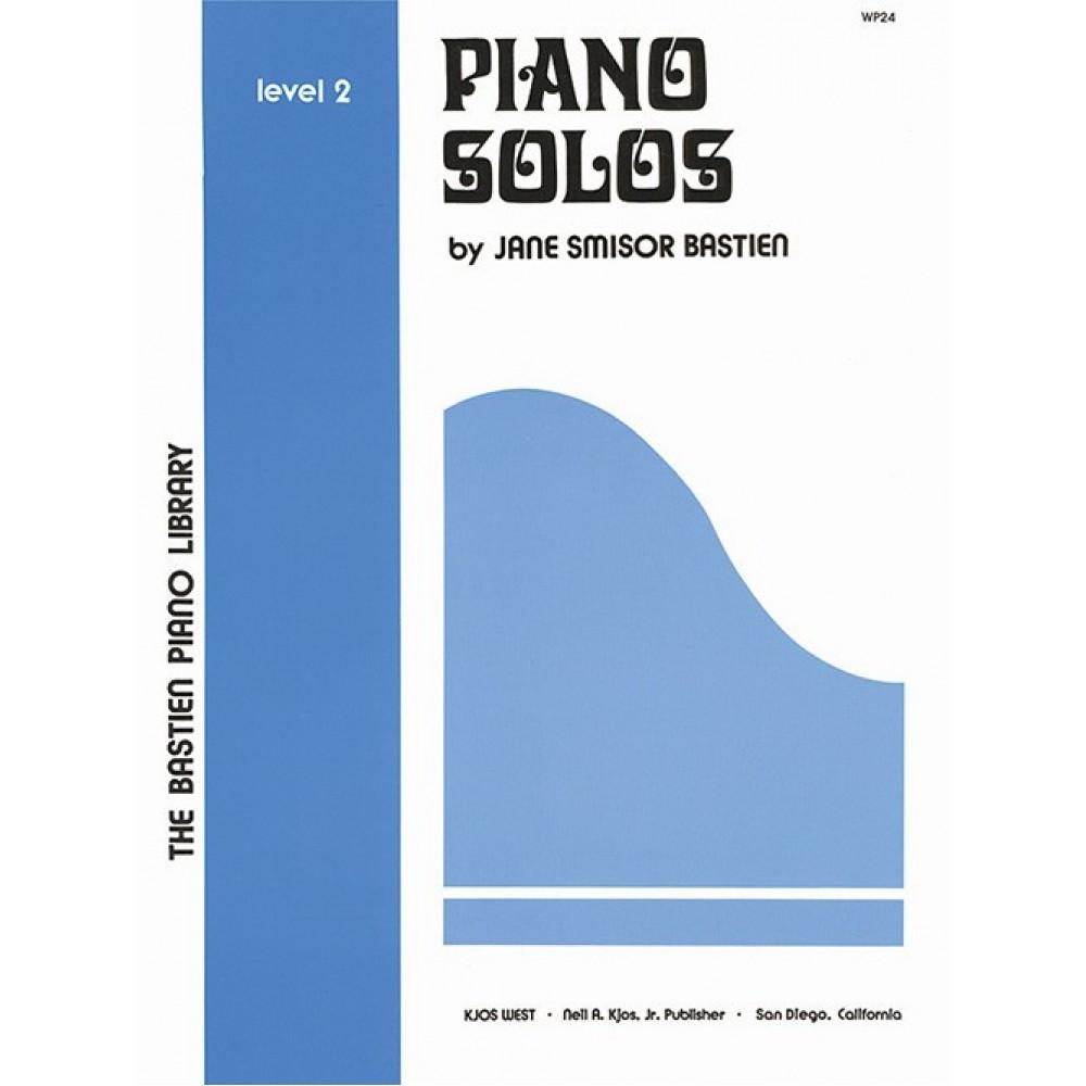 Piano Solos Bastien - Level 2