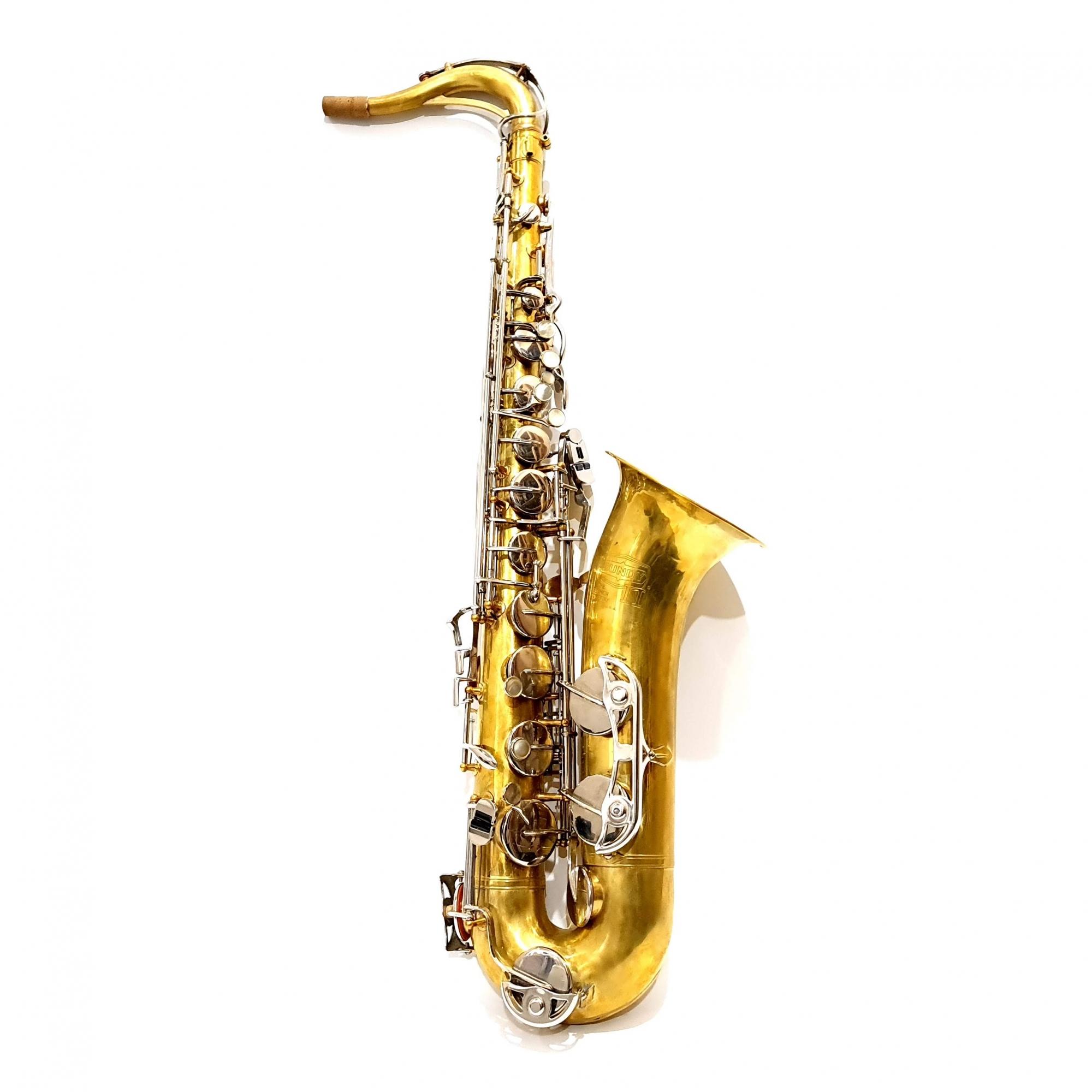 Sax Tenor Selmer Bundy 2 Usado