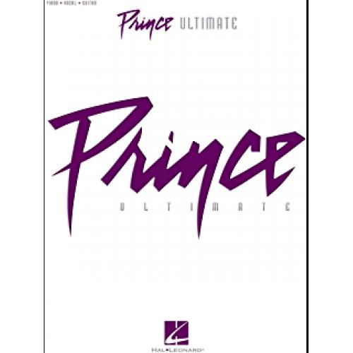 Songbook Prince Ultimate Piano Vocal Violão - Inglês