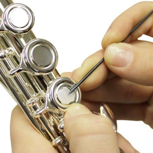 Tampinhas Yamaha Para Chaves De Flauta Transversal Com 10 Unidades