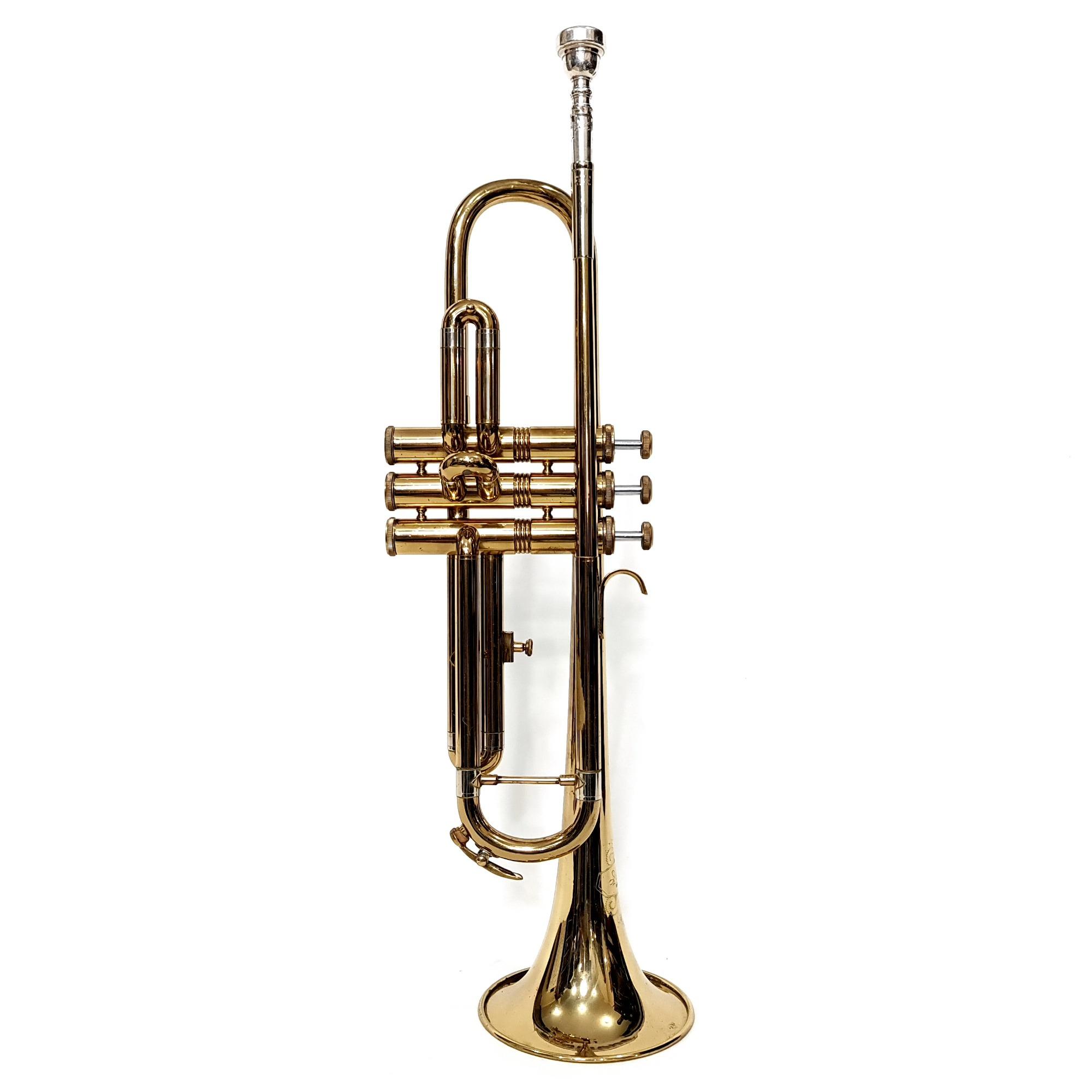 Trompete Sib Amati Kraslice Laqueado Usado