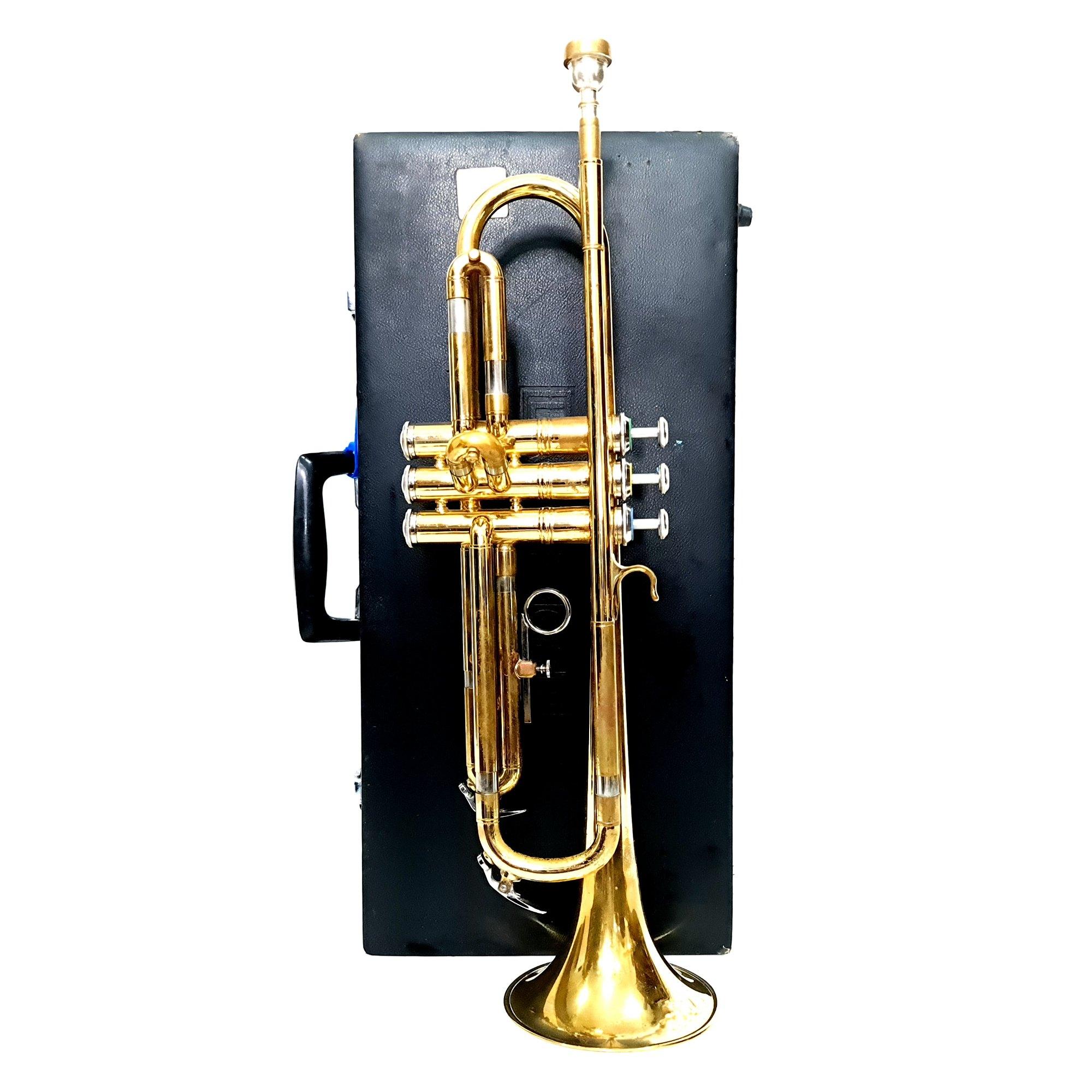 Trompete Sib Eagle Laqueado Usado
