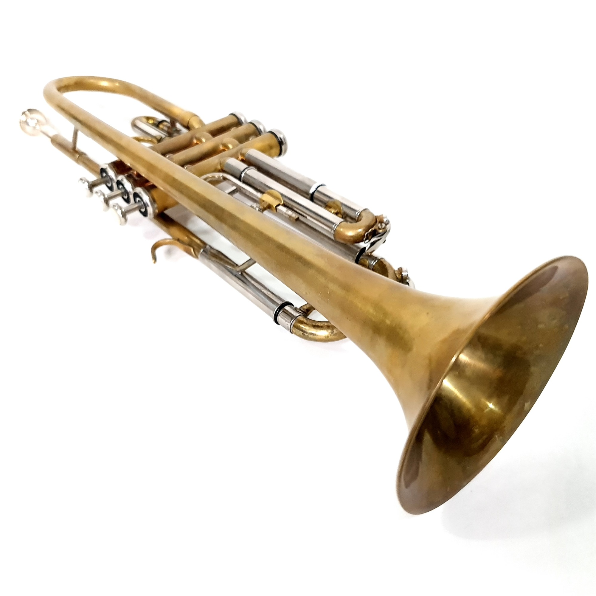 Trompete Sib Jupiter 600 Desplacado Usado