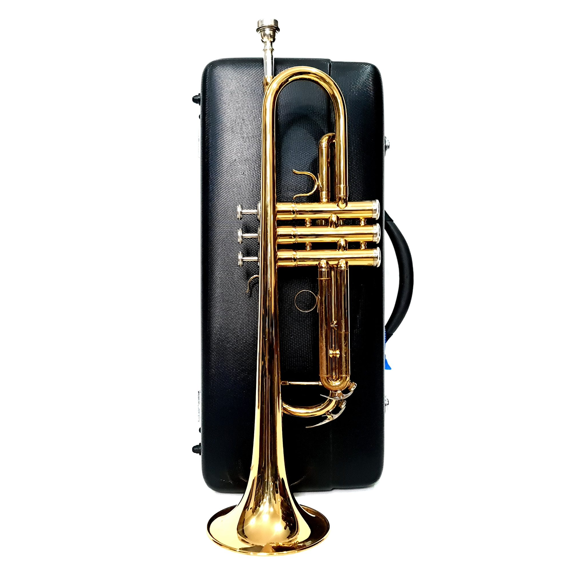 Trompete Sib Lumini Laqueado Usado