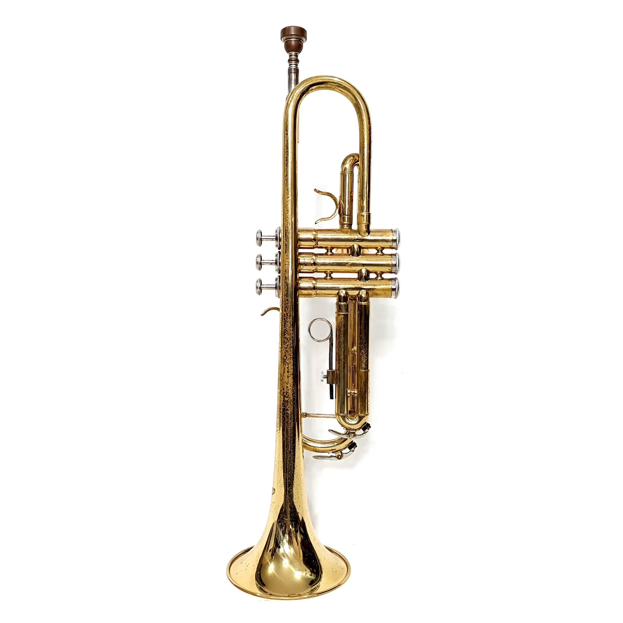 Trompete Sib Winner Laqueado Usado