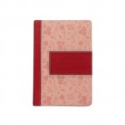 A Bíblia Da Mulher Que Ora | NVT | Capa Luxo | Rosa