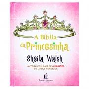 A Bíblia Da Princesinha   Infantil   Capa Dura   Rosa