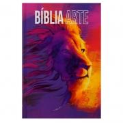 Bíblia Arte Força | NAA | Capa Dura | Ilustrada