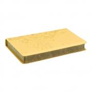 Bíblia da Mulher de Fé   Nvi   Luxo   Capa Couro Soft   Dourado