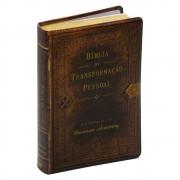 Biblia de Transformação Pessoal | Ntlh | Capa Luxo | Letra Normal
