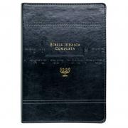 Bíblia Judaica Completa | Outros Idiomas | Luxo | Capa Pu Preta