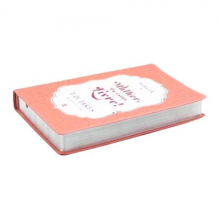 Bíblia Mulher Tu Estás Livre   Aec   Luxo   Rosa e Branca