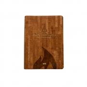 Bíblia Nova Reforma   NVI   Capa Luxo   Marrom