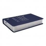 Bíblia Pregação Expositiva | ARA | Luxo | Azul Escuro