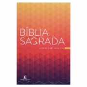 Bíblia Sagrada | Acf | Econômica | Capa Bochura | Colorida