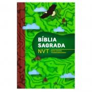 Bíblia Sagrada Aventura | NVT | Capa Dura | Colorida