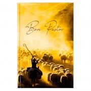 Bíblia Sagrada Bom Pastor | ARC | Capa Dura | Amarela