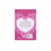 Bíblia Sagrada Coração Rosa | NVT | Capa Dura | Rosa