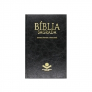 Bíblia Sagrada Evangelismo   ARA   Capa Dura   Preta