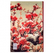 BÍBlia Sagrada Flores De Inverno | Nvi | Capa Dura | Ilustrada