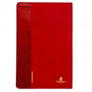 Bíblia Sagrada Leitura Perfeita | NVI | Capa Luxo | Vermelha