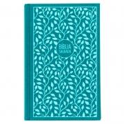 Bíblia Sagrada Leitura Perfeita | NVI | Tecido | Verde