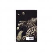 Bíblia Sagrada Lion Head | NVT | Soft Touch | Letra Grande | Marrom Escuro