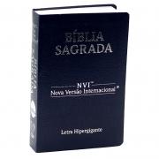Bíblia Sagrada Luxo | NVI | Letra Hipergigante | Capa Pu