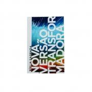Bíblia Sagrada Luzes | NVT | Capa Brochura | Verde E Azul