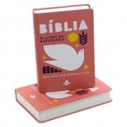 Bíblia Sagrada | Naa | o Livro da Esperança | Capa Dura | Pomba