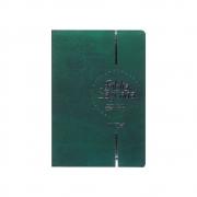 Bíblia Sagrada Nova Ortografia | NVI | Capa Semiflexível | Letra Gigante | Verde