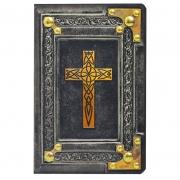 Bíblia Sagrada | NVI | Vintage | Capa Soft Touch Preta