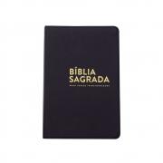 Bíblia Sagrada | NVT | Capa Luxo | Preta