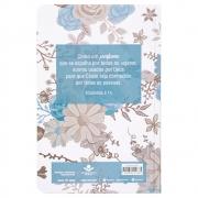 Bíblia Sagrada Perfurme   NTLH   Capa Dura   Branca e Azul