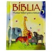 Bíblia Thomas Nelson Para Crianças | Compacta | Infantil | Capa Dura Amarela