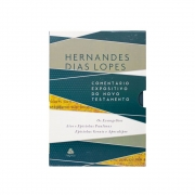 Box: Comentário Expositivo Novo Testamento | Hernandes Dias Lopes